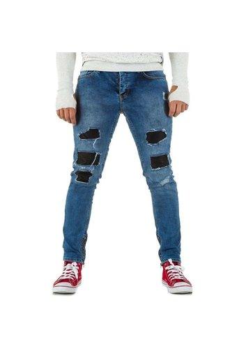 Neckermann Heren jeans van Uniplay - licht blauw