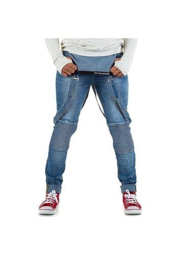SIXTH JUNE Herren Jeans von Sixth June - blue