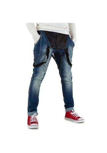 SIXTH JUNE Heren jeans van Sixth June - blauw