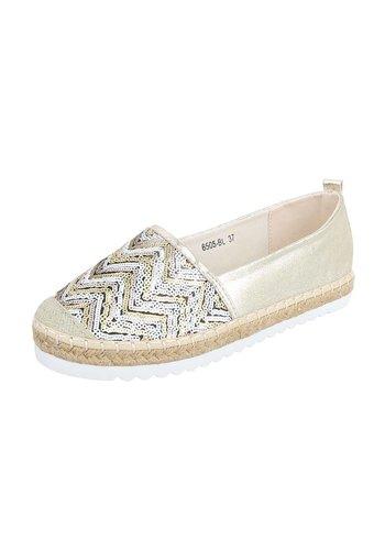 Neckermann Dames casual schoenen - goud