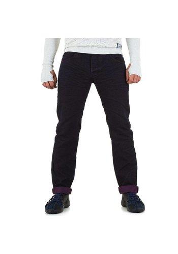 Neckermann Heren jeans van Wangue Jeans - violet