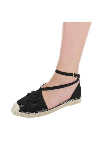 Neckermann Dames casual schoenen - zwart
