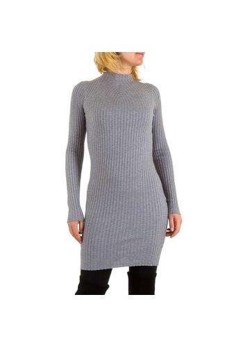 MC LORENE Dames trui van Mc Lorene - 1 maat - grijs