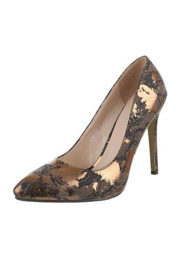 Neckermann Damen High Heels - gold