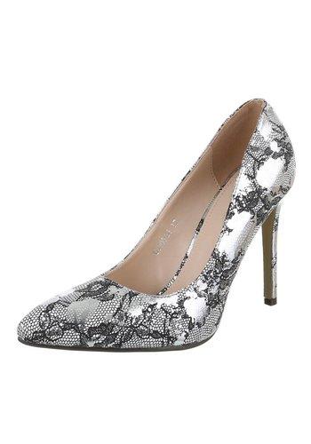 Neckermann Damen High Heels - Silber