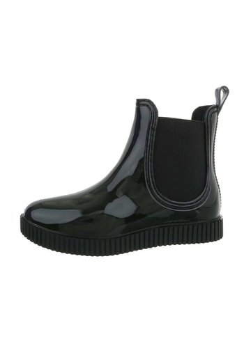 Neckermann Damen Gummistiefeletten - black