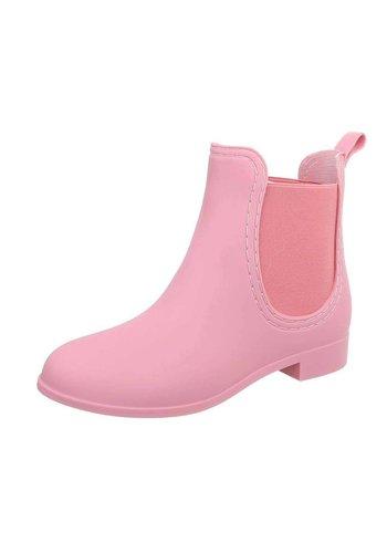 Neckermann Dames rubberen laarzen - roze
