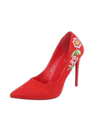 Neckermann Ladies High Heels - rouge