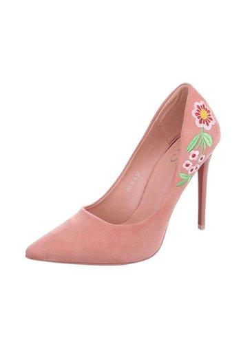 Neckermann Dames hoge hakken - roze
