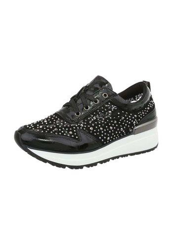 Neckermann Dames Sportschoenen - zwart