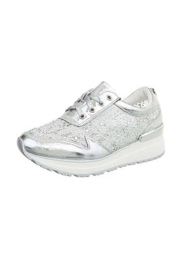 Neckermann Dames sportschoenen - zilver