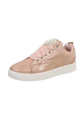 Neckermann Damen Sneakers low - pink