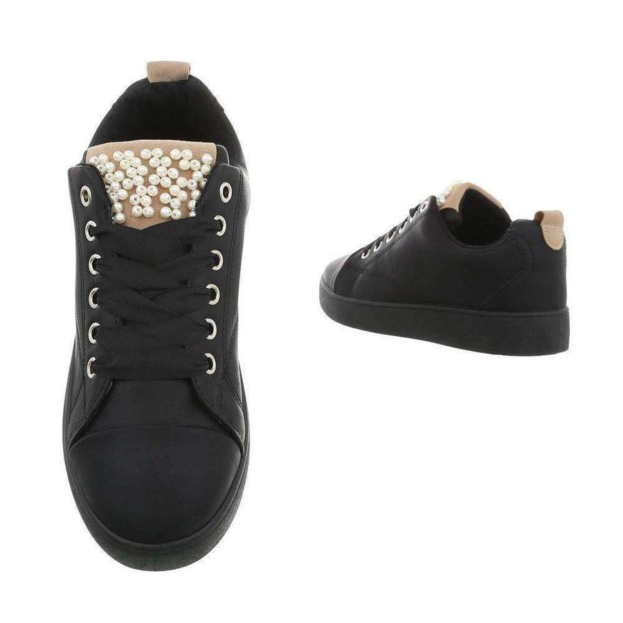 Damen Sneakers low - black