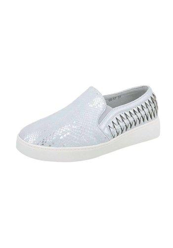 Neckermann Femmes Sneakers low - silver