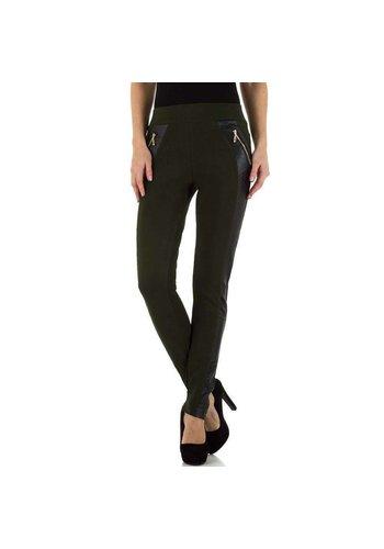 Neckermann Dames broek van Holala - groen