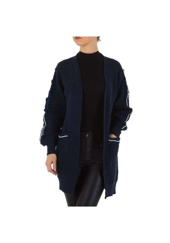 Neckermann Dames vest - 1 maat - Donkerblauw