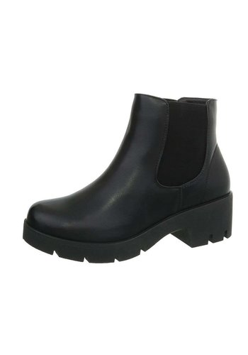 Neckermann Damen Chelsea Boots - black
