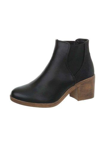 Neckermann Damen Chelsea Boots - schwarz
