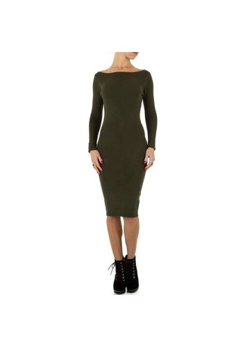 SHK PARIS Damen Kleid von Shk Paris Gr. one size - green