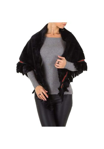 Neckermann Damen Jacke von Holala Gr. one size - noir