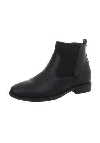 Neckermann Damen Chelsea Boots - black