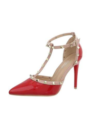 Neckermann Damen High Heels Pumps - red