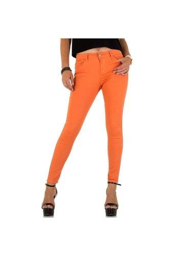 Neckermann Damen Jeans von Daysie Jeans - orange