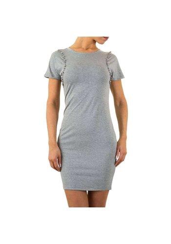 EMMA&ASHLEY Dames jurk van Emma&Ashley - grijs
