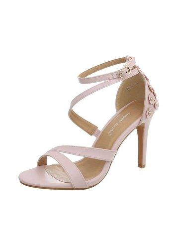 Neckermann Dames Sandalette - zalmroze