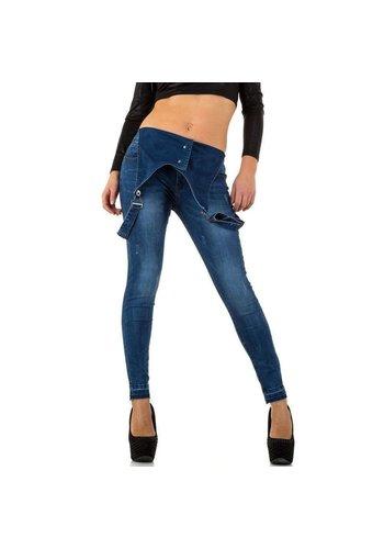 Neckermann Damen Jeans von Denim Stories - blue