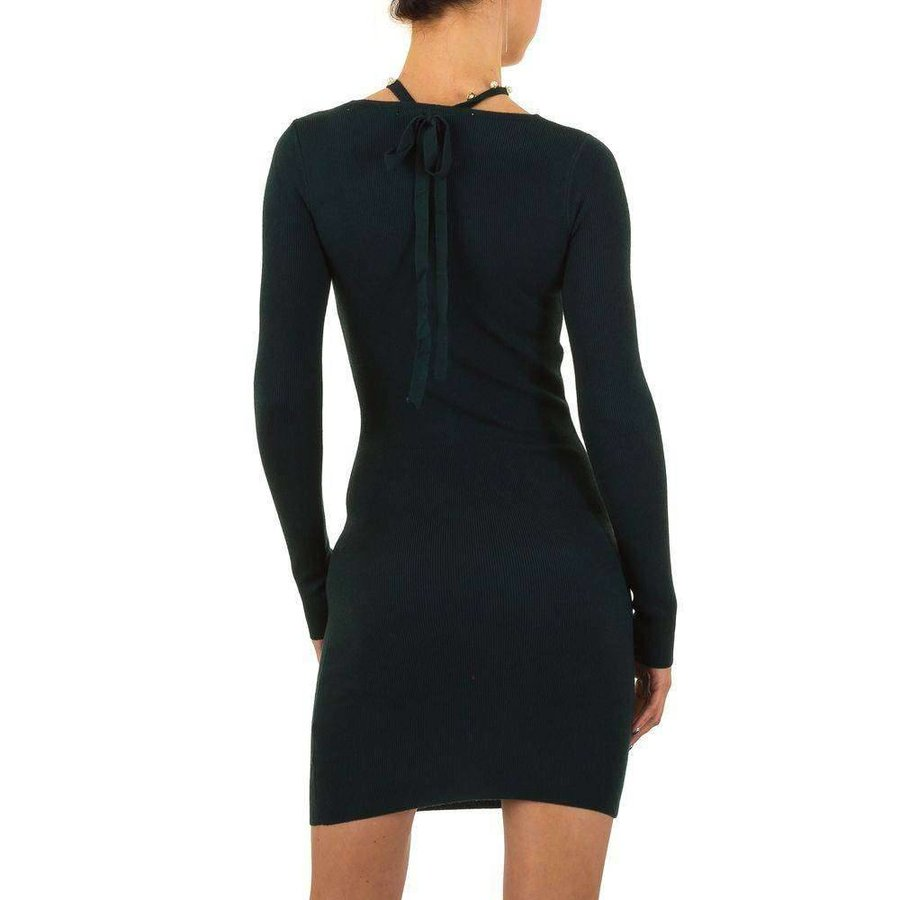 Damen Kleid von Mc Lorene Gr. one size - DK.green