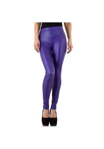 USCO Dames Legging van Usco - violet