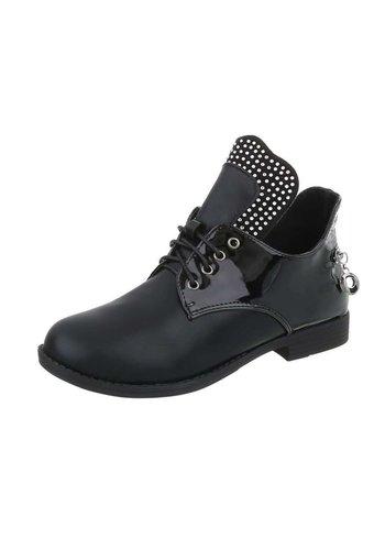 Neckermann Kinder vrijetijds schoen - zwart