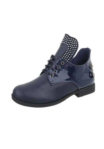 Neckermann Kinder vrijetijds schoen - blauw