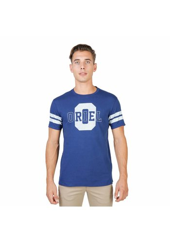 Oxford University Heren shirt Oxford University ORIEL-STRIPED-MM