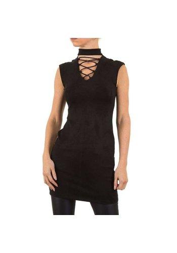 NOEMI KENT Dames jurk van Noemi Kent - zwart