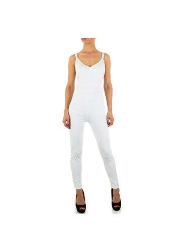 Neckermann Damen Overall - white