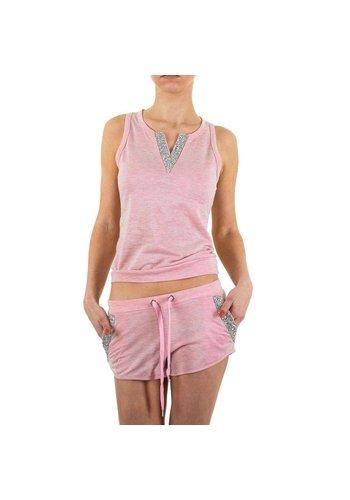 EMMA&ASHLEY DESIGN Damen Anzug von Emma&Ashley Design  - pink