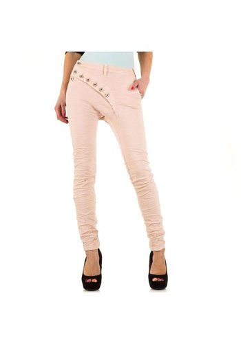 Neckermann Dames Jeans   -  huidskleur
