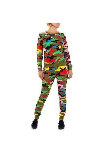 EMMA&ASHLEY DESIGN Damen Overall von Emma&Ashley Design - comouflage