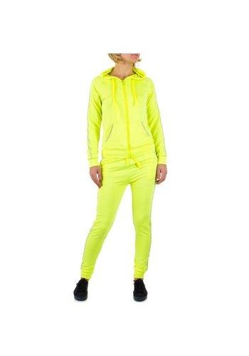 EMMA&ASHLEY DESIGN Damen Overall von Emma&Ashley Design - L.yellow