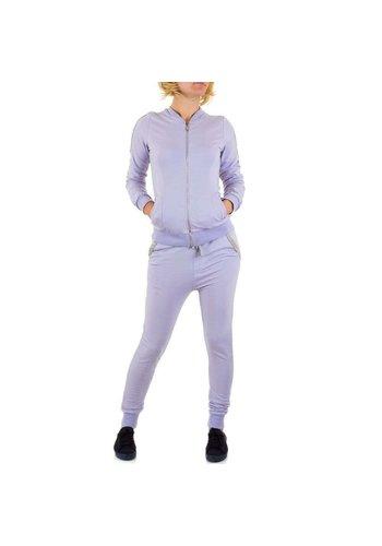 EMMA&ASHLEY DESIGN Damen Overall von Emma&Ashley Design - purple