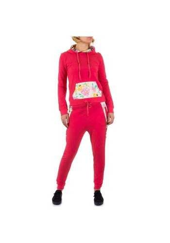 EMMA&ASHLEY DESIGN Damen Overall von Emma&Ashley Design - pink