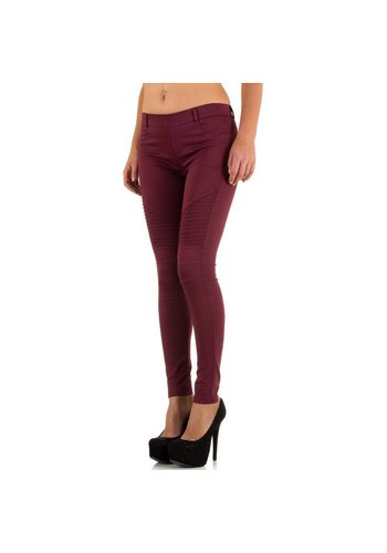 Neckermann Dames Jeans  - aubergine