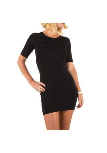 JCL Damen Kleid von Jcl - black