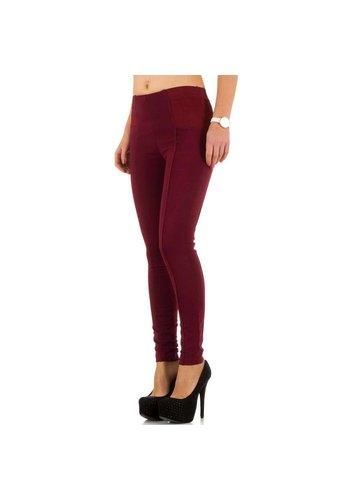 Neckermann Damen Jeans von Best Emilie - bordeaux