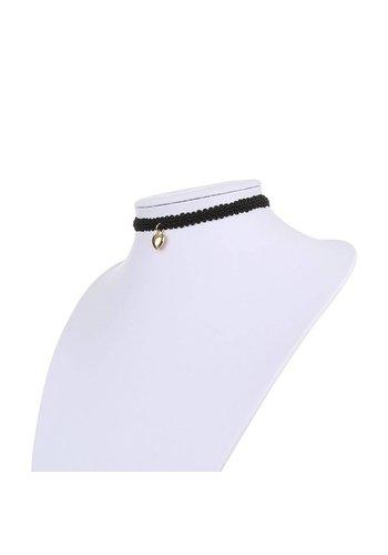 Neckermann Dames Halsketting met hanger - goudkleurig