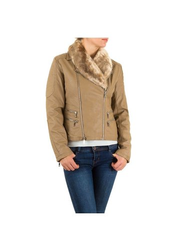 EMMA&ASHLEY DESIGN Damen Jacke von Emma&Ashley Design - beige