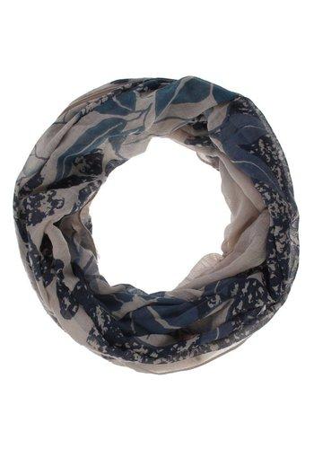 Neckermann Dames Sjaal  - 1 maat - blauw