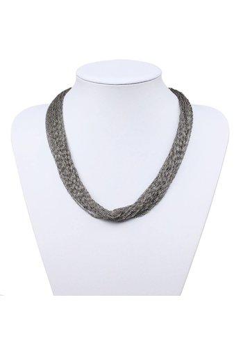 Neckermann Damen Halskette - silver